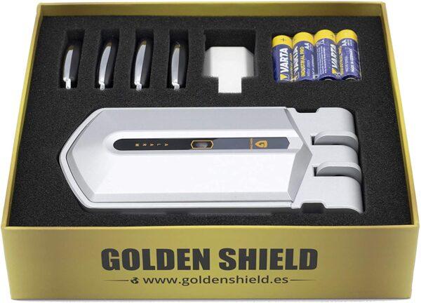 cerradura invisible Golden Shield