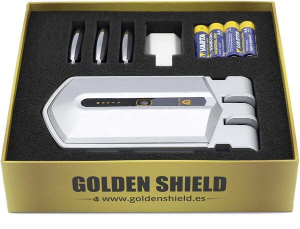 Golden Shield Alarm